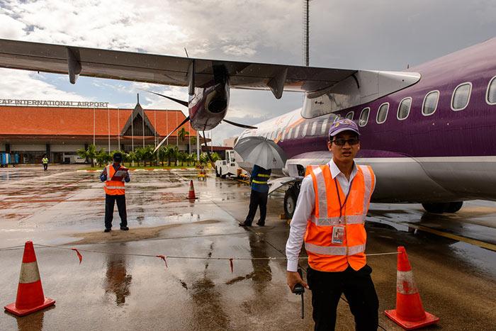 Flight Siem Reap to Sihanoukville