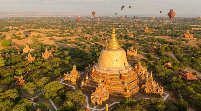 Mandalay to Bagan