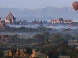 Yangon to Bagan