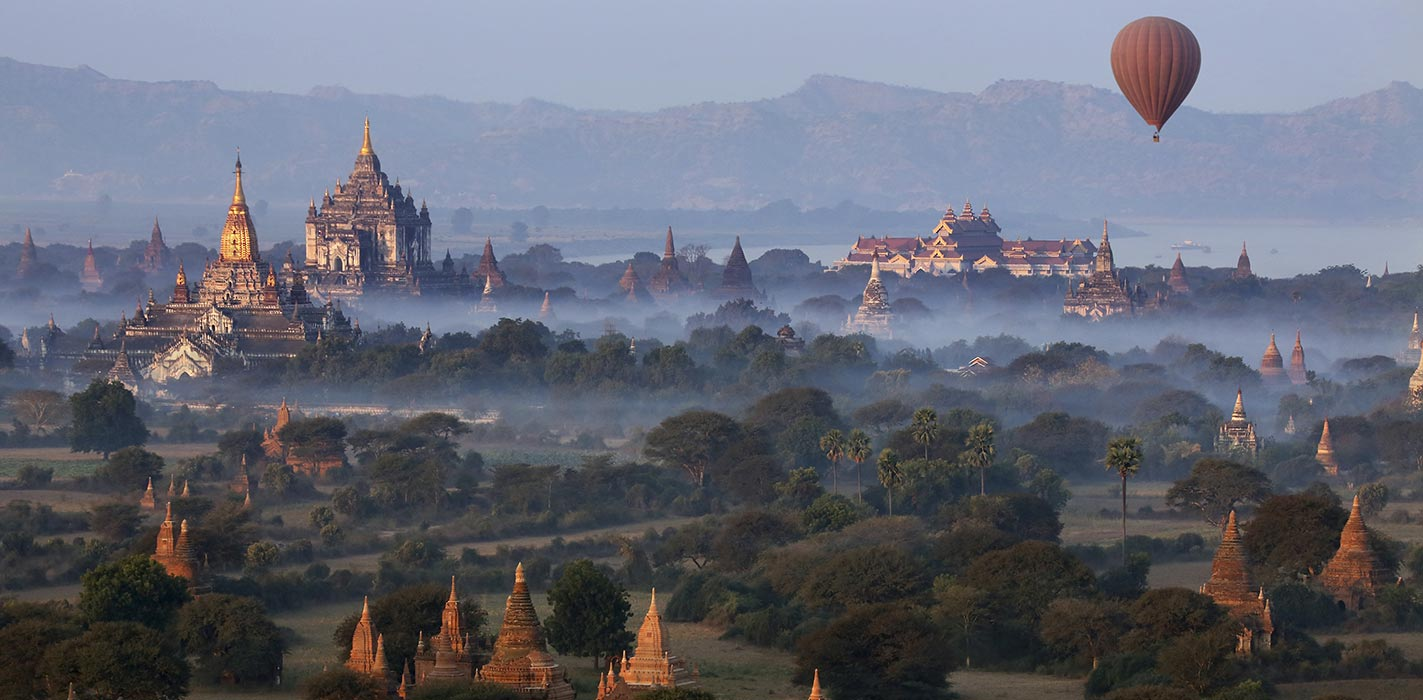 Tourist Destinations in Myanmar You Can Visit