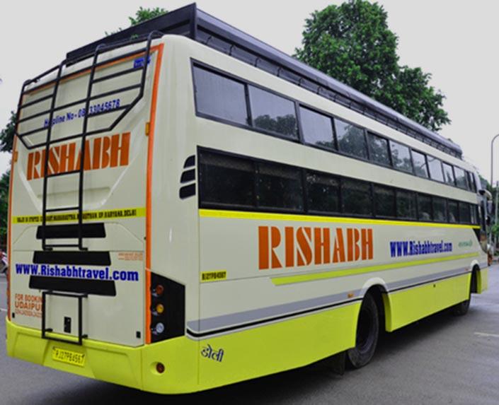 Bus Delhi to Jaipur