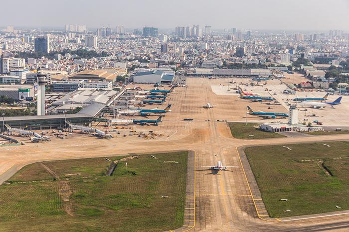 Flight Ho Chi Minh to Phnom Penh