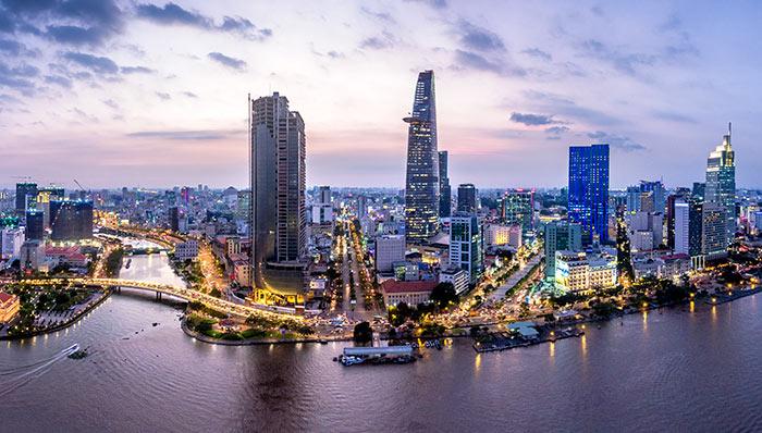 Travel Ho Chi Minh to Phnom Penh