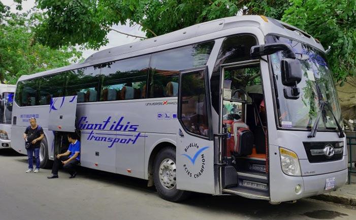 Bus Phnom Penh to Sihanoukville