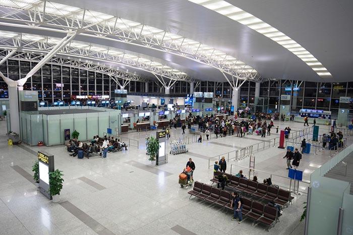 Flights Hanoi to Dong Hoi