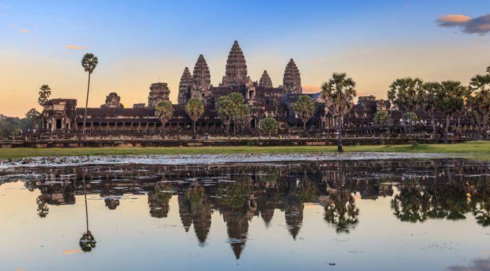 Ho Chi Minh to Siem Reap