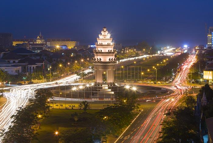 Options Phnom Penh to Sihanoukville