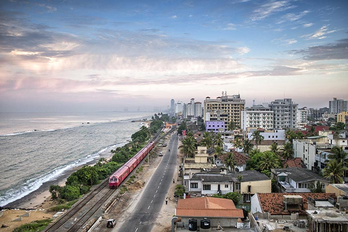 Getting from Colombo to Galle – The Options