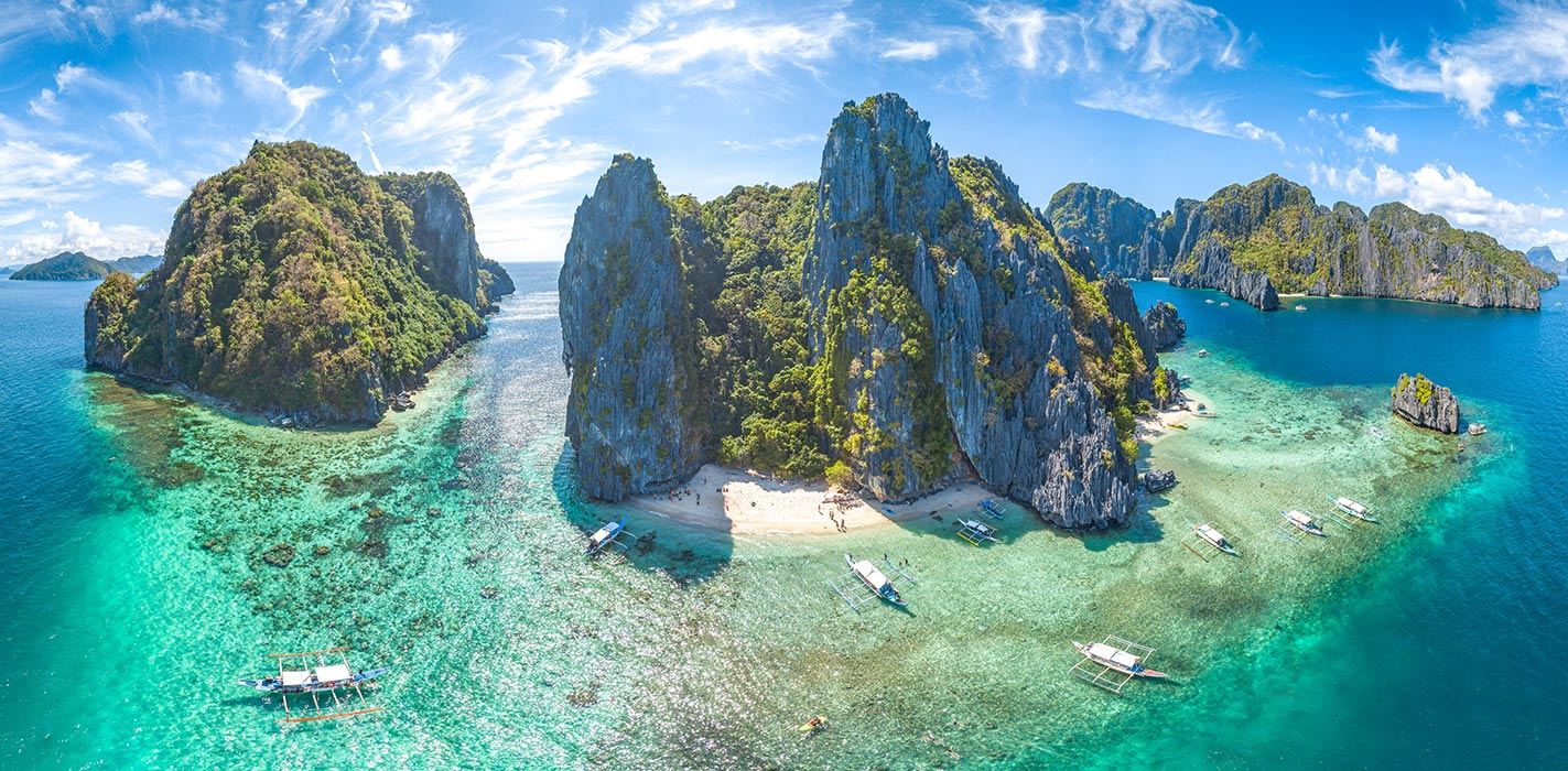 most beautiful places to visit in Philippines