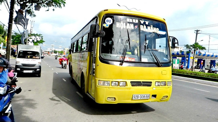 Da Nang to Hoi An by Public Bus