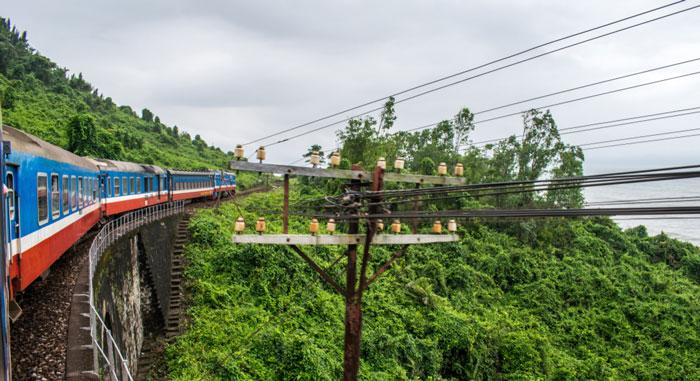 Hanoi to Ninh Binh by Train
