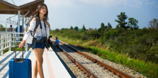 Travel by Train in Vietnam