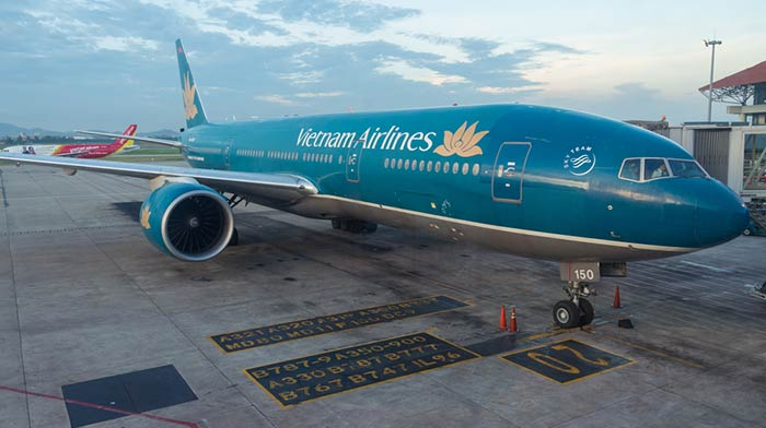 Flights from Nha Trang to Hoi An