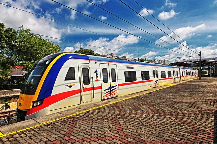Train and Bus from Kuala Lumpur to Malacca