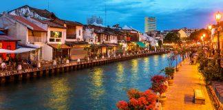 Singapore to Malacca