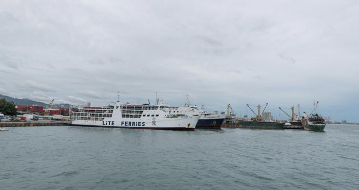 Slow Ferries from Cebu to Bohol