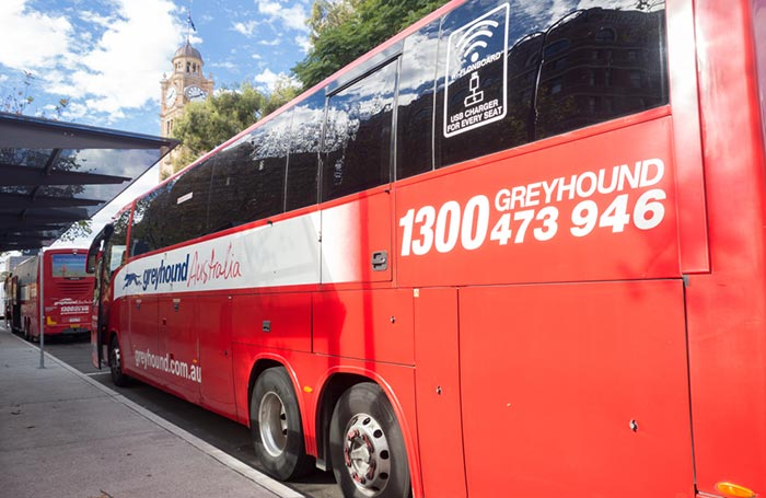Melbourne to Canberra by Bus