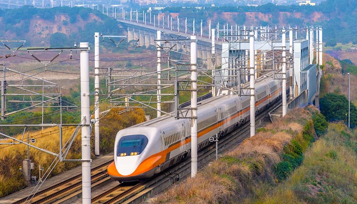 Options for Travel from Taipei to Taichung