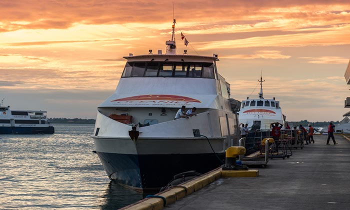 Options for Travel from Cebu to Siquijor