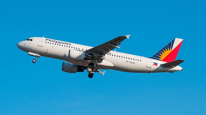 Flight from Manila to Vigan