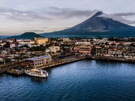 Manila to Legazpi