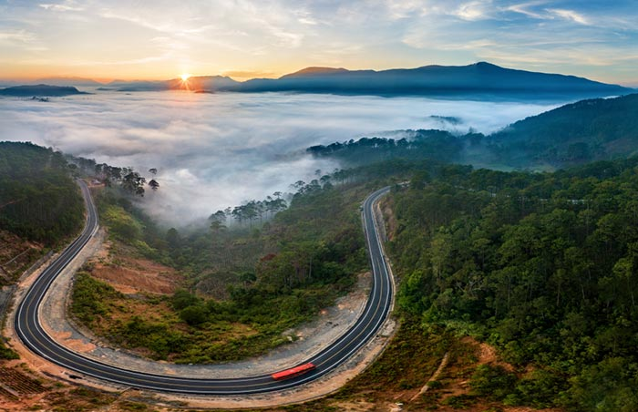 Options for Travel from Nha Trang to Dalat