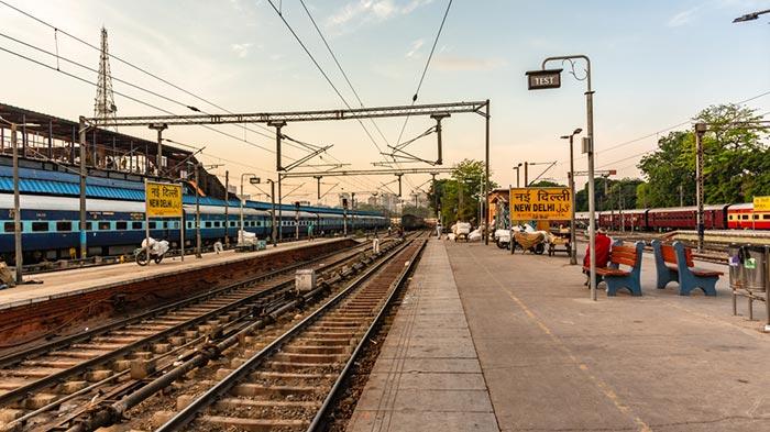 Delhi to Uttarakhand by Train
