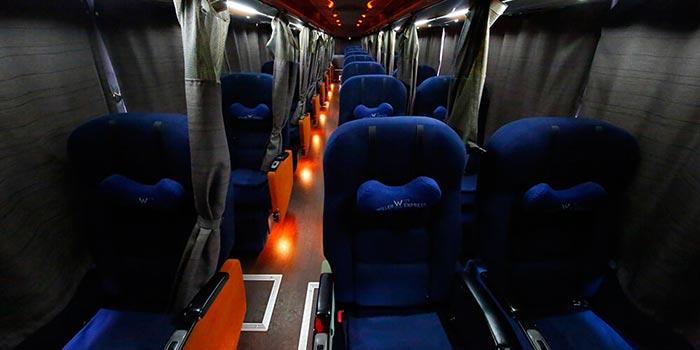 Japan Bus Travel Ticket Types