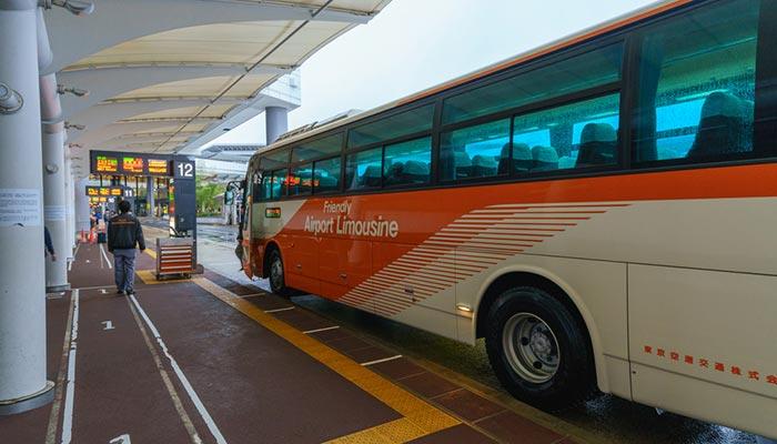Types of Buses in Japan