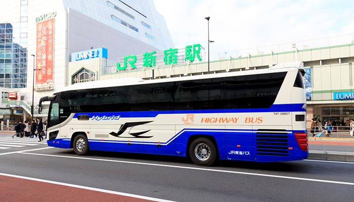 Long-Distance Highway Buses