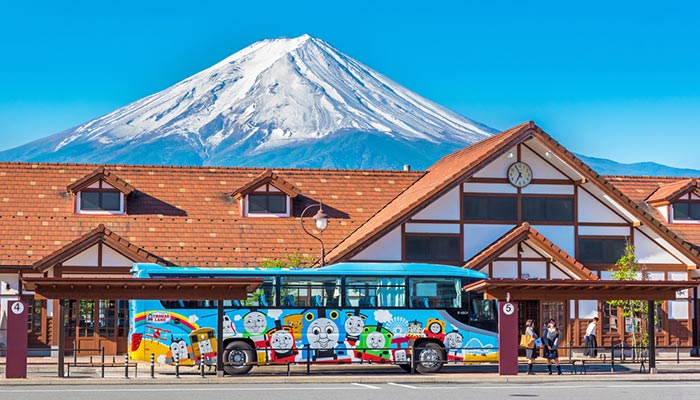 Is Taking the Bus Safe in Japan?