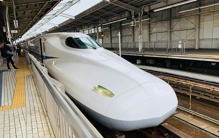 Options for Travel from Osaka to Nagoya