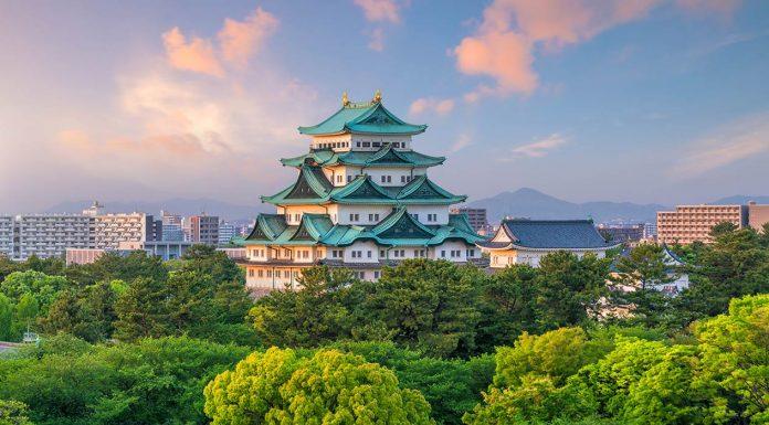 Osaka to Nagoya