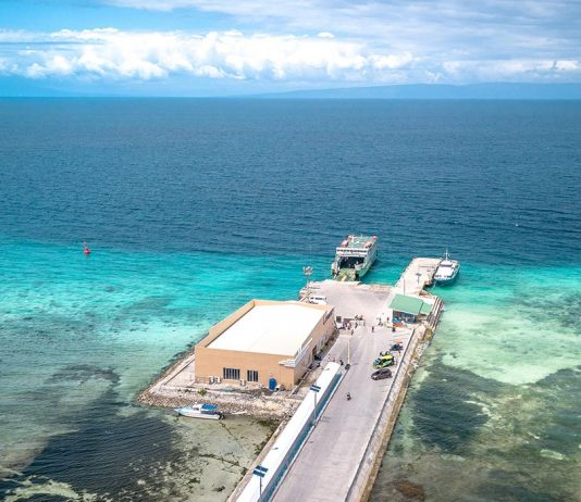 Travel by Ferry in the Philippines